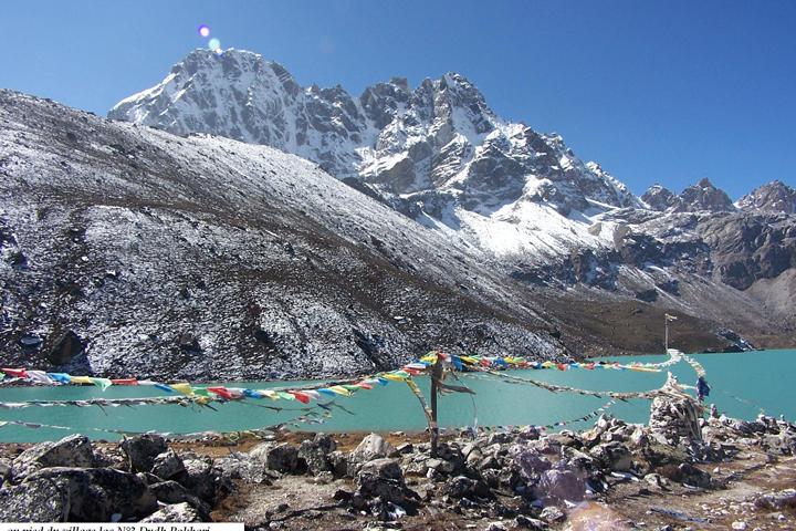 Everest Gokyo Peak