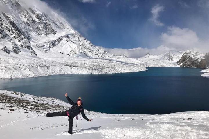 Le lac Tilicho Annapurna