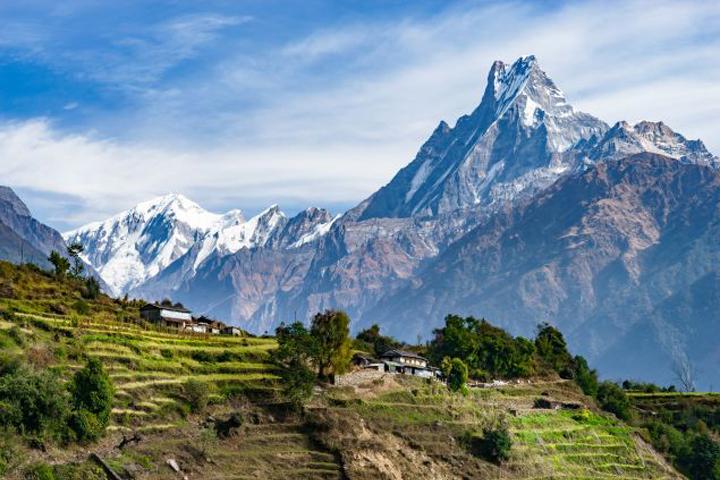 Le Sanctuaire des Annapurna